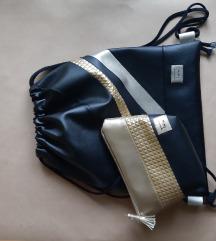 Set kozmetična torbica in nahrbtnik