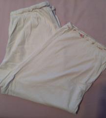 ohlapne pižama hlače