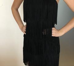 Zara Obleka z resicami