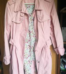 prehodni plašček,jaknica