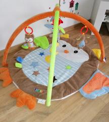 Igralna podloga za dojenčka
