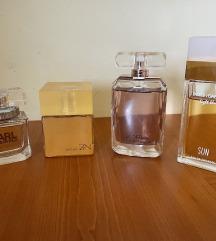 parfumi razlicnih znamk