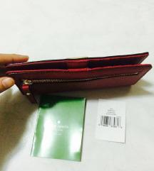 kate spade nova denarnica