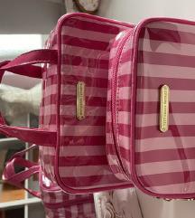 Victoria's secret toaletni torbici komplet