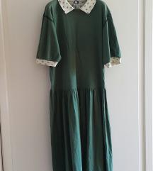 Obleka dolga M/L