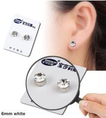 Magnetni uhani (brez lukenj,ušesa,ustnice,no)