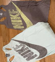 Športni majici Nike velikost S