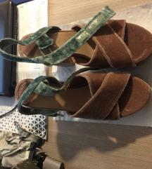 Velvet sandali  št.41