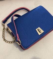 Modra opasna torbica NIZAM