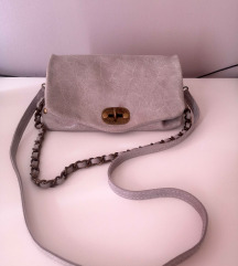 Manjša usnjena torbica