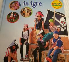 knjiga za otroške zabave