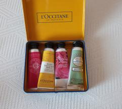 L'Occitane mini set kremic