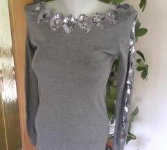 Bleščeč pulover