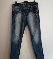 jeans HLAČE - kavbojke ■brezhibne ■XL