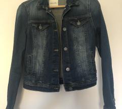 Jeans jakna nova