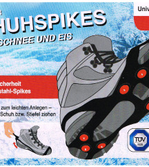 NOVO: Dereze za čevlje, velikost 36-40