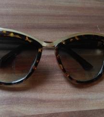 Nova sončna očala cat eye