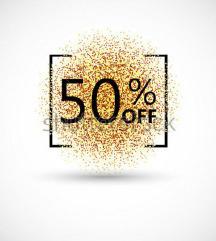 Znizanje za 50-60%