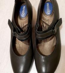 Čevlji pravo usnje NOVELTY