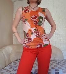 Oranžna majčka