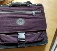 Kipling šolska ali poslovna torba