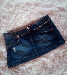 mini jeans krilo bershka
