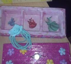 Vilinska škatla + zapestnica
