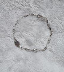 srebrna zapestnica