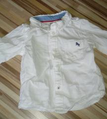 Bela srajčka 68