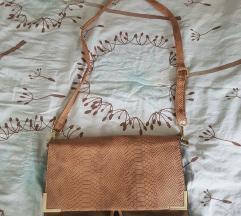 Rjava pisemska torbica