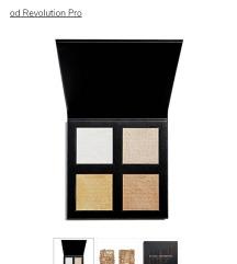Makeup revolution paleta osvetljevalcev