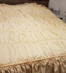Eksluzivno pregrinjalo za posteljo