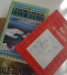 Knjige romani komplet3x
