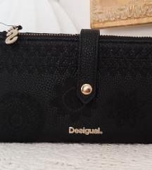 DESIGUAL, DENARNICA, ORIG., STALA JE 55,95€