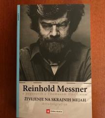 Knjiga: Življenje na skrajnih mejah ZNIŽANO!