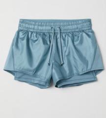 🌸 Športne kratke hlače