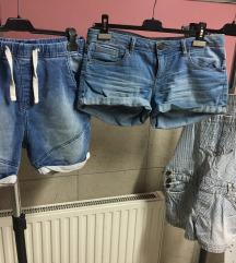 Kratke hlače jeans