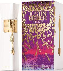 Justin Bieber The key - tocen parfum