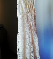 bela poletna obleka