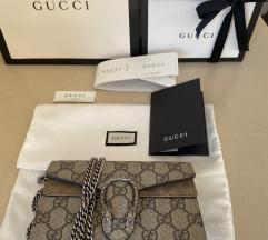 Original Gucci Dionysus torbica