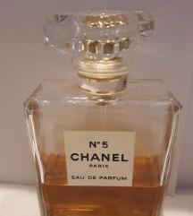 Orig. parfum chanel 45ml - všteta poštnina