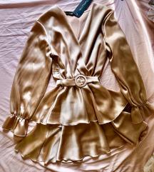 Svilena oblekica
