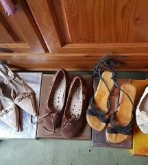 DOCKER'S Leder + 4 pari čevljev