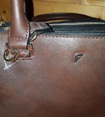 Usnjena torbica FIORELI - nova