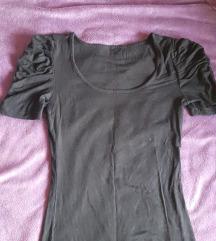 Črna kratka majica