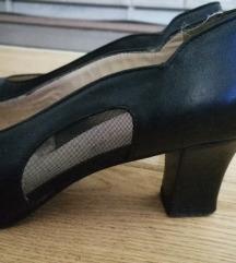 Usnjeni čevlji st. 38