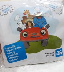 otroški senčnik za v avto