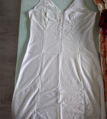 Spalna srajca bela