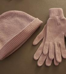 Kapa in rokavice Sisley