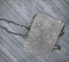 Svetleca torbica za cez ramo